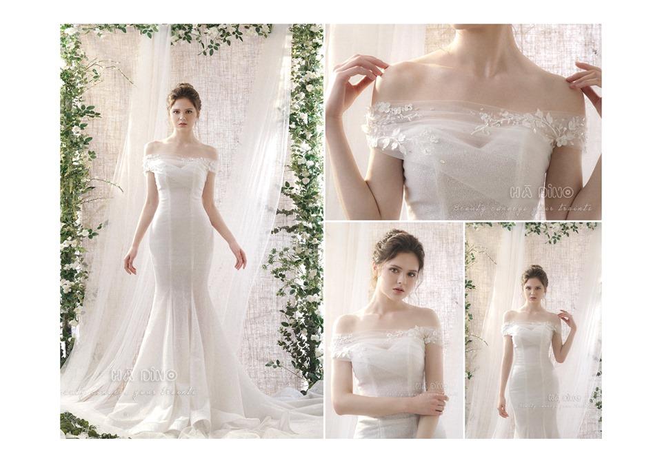 Như một lời tri ân gửi tặng quý khách hàng thân thương, Hà Dino trân trọng gửi đến các Cô dâu chương trình Khuyến mãi đặc biệc: Váy cưới hàng hiệu Big Sale