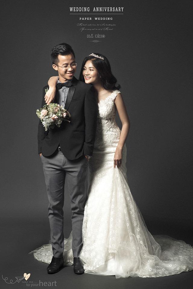 Chụp ảnh cưới tại Studio không phải là hình thức quá mới mẻ cho các cặp đôi nhưng gần đây đang quay trở lại rầm rộ. Với những cách tân và sáng tạo đầy