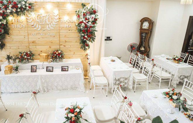 Đám cưới là sự kiện quan trọng của đời người nên luôn được chú trọng và tổ chức một cách lộng lẫy nhất. Nhưng hiện nay những đám cưới theo phong cách