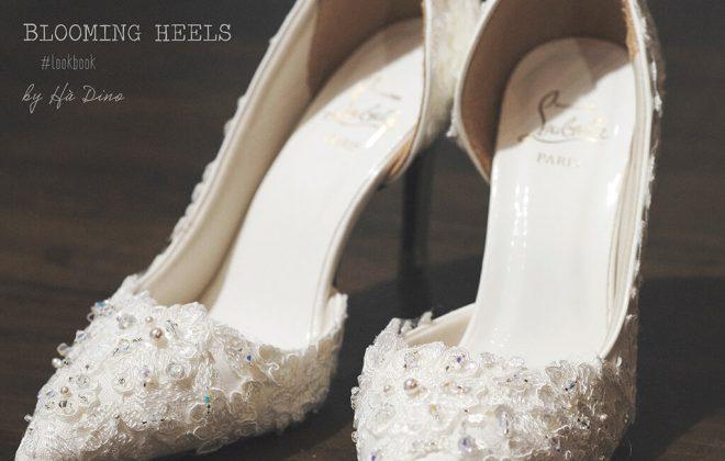Chiếc váy cưới tương đối nặng cùng với đôi giày cao gót khiến chân bạn bị phù nền, đau nhức. Vậy làm thế nào để lựa chọn giày cưới không còn là một nỗi lo?